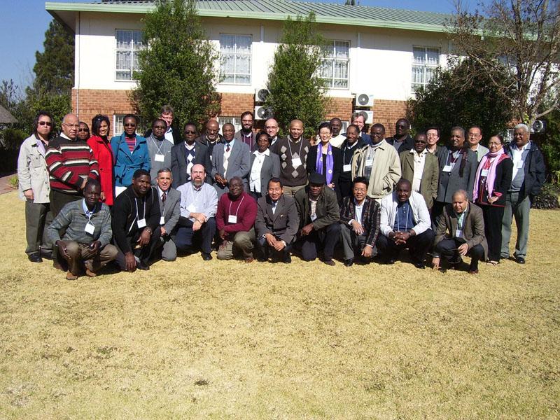 2011 WOCATI Consultation Group Photo